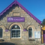 1896 Gallery frontage