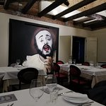 Photo de Pavarotti Milano Restaurant Museum