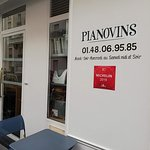 Pianovins, 46 rue Trousseau, 75011