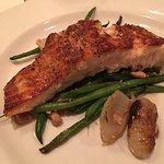 Salmon - very good