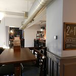 William Gladstone Pub 2F店内