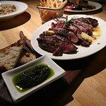 US Prime Black Angus Rib Eye Steak