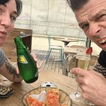 Fotografia de Bambu Beach Bar