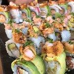 Foto van Naru Sushi Bar