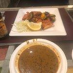 Tandoori Indian Food Picture