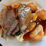 Sunday Beef roast Dinner.