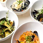 Mussels 4 different recipes