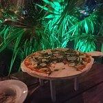 Pizza y Pasta en La Piola