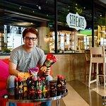 Foto di Streats Café at Ibis Styles Bangkok Khaosan Viengtai
