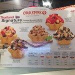 ภาพถ่ายของ โคลด์สโตนครีมเมอรี่ ร้านไอศกรีม