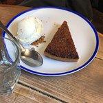 Treacle tart - not worth £6.