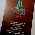 Photo of Al Taco Lounge bar