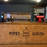 Photo of PIPES burger joint