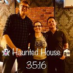 We smashed Haunted House