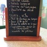 Foto van Restaurant Arcombelle