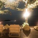 Photo de THE TENT Beachfront Restaurant and Bar