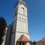 Eglise St-Joseph aux Breuleux (clocher)