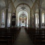 Eglise St-Joseph aux Breuleux (vue intérieure)