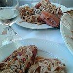 Tagliatelles homard pour 2