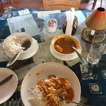 Goan fish curry: light and easy