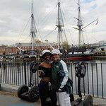 #Boston- the perfect#cityfor a#Segway#Tour, & the perfect way to spend time with a#lovedone!😍www.bostonsegwaytours.net