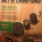 Diet of Champions