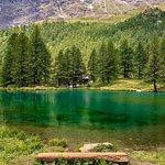 Posto stupendo al lago bleu