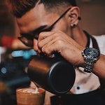 Our Barista experts are passionate about creating the best coffee every day, every time.