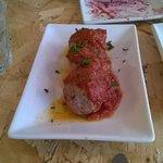 Pork & fennel meatballs