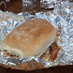 Oink Delicious Hog Roast Rolls Foto