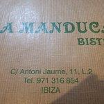 Foto de La Manduca Bistro