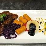 Wild boar goulash - Traditional food