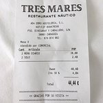 Foto de Tres Mares Restaurante