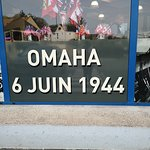 Omaha Beach Memorial Museum صورة فوتوغرافية