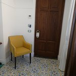 entry to Positano room