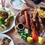 mixed meats