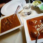 Sri Nataraja indisches Restaurant Foto