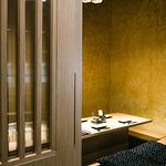 Private room is suitable for business dinner, family dinner.