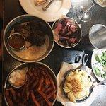 Colorado lamb, beef brisket, sweet potato fries, mac n cheese and more!