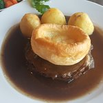 Wonderful meal