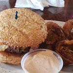 Bulls-Eye Burger