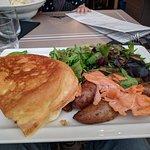 ภาพถ่ายของ L'Auberge Le Mouton Blanc Restaurant