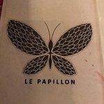 Photo of Le Papillon