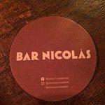 Foto van Bar Nicolás