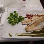 Lubina Asada (roasted sea bass)