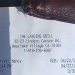 Bilde fra The Landing Grill & Sushi Bar