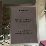 Foto van Royal Smushi cafe