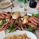 Foto de Osteria del Pescatore