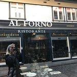 Bilde fra Al Forno pizzeria og restaurant