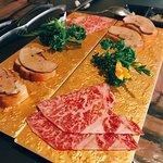 一齐和牛烧肉照片
